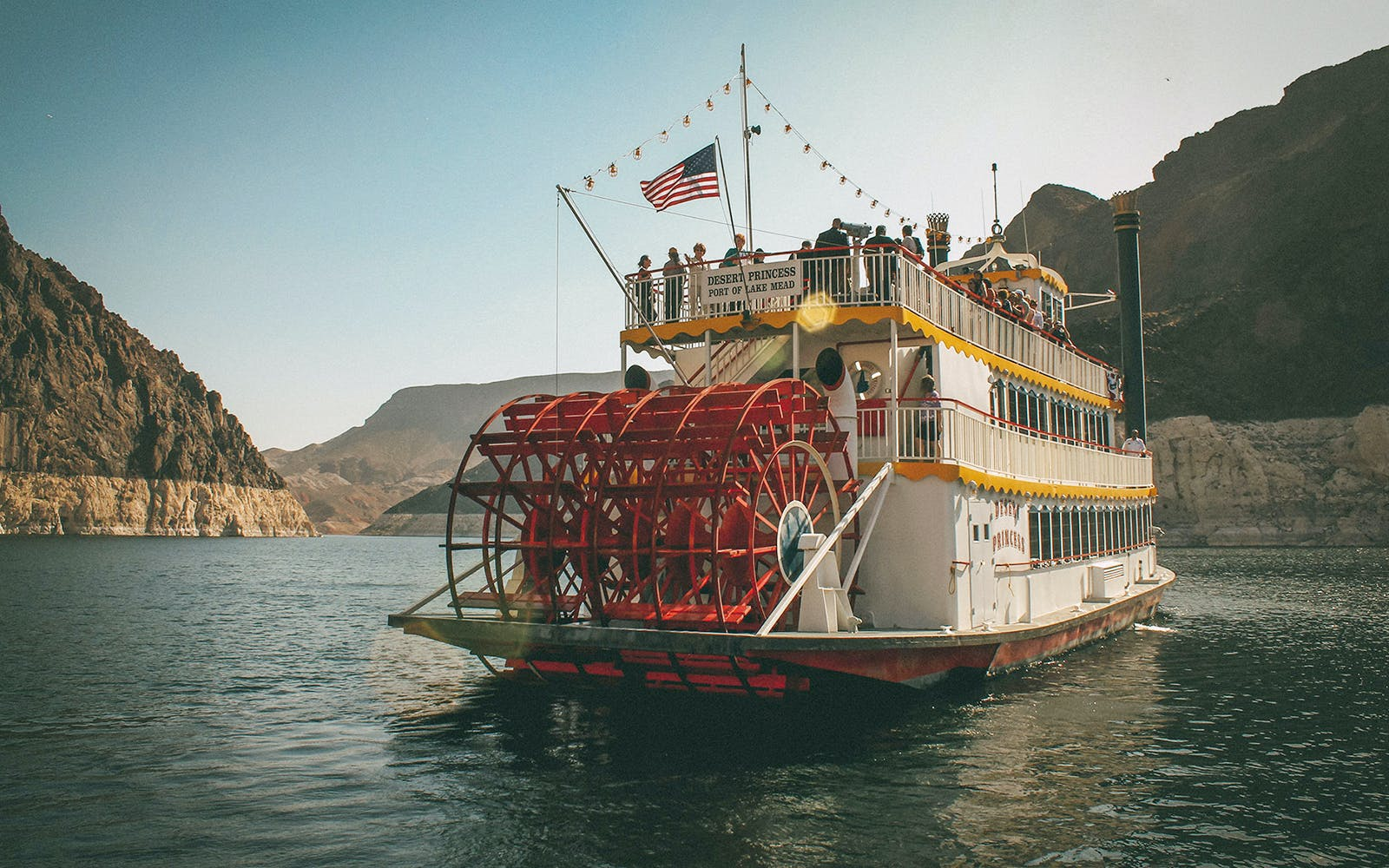 Hoover Dam & Lake Mead Cruise