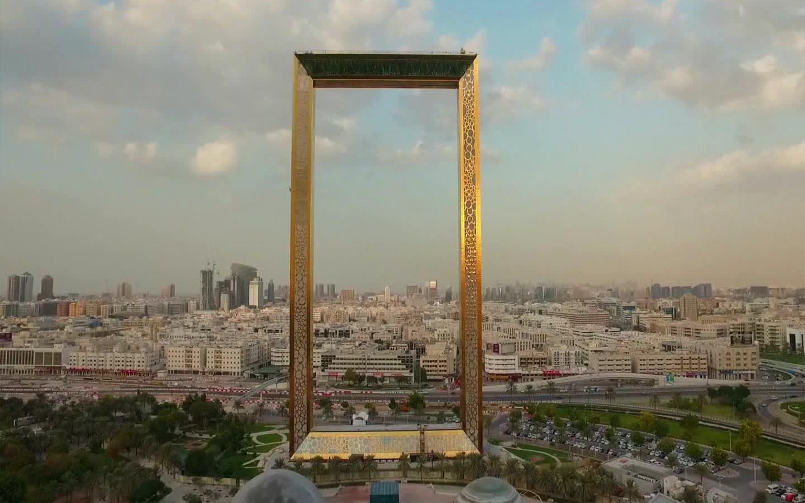 dubai frame with hotel transfers-2