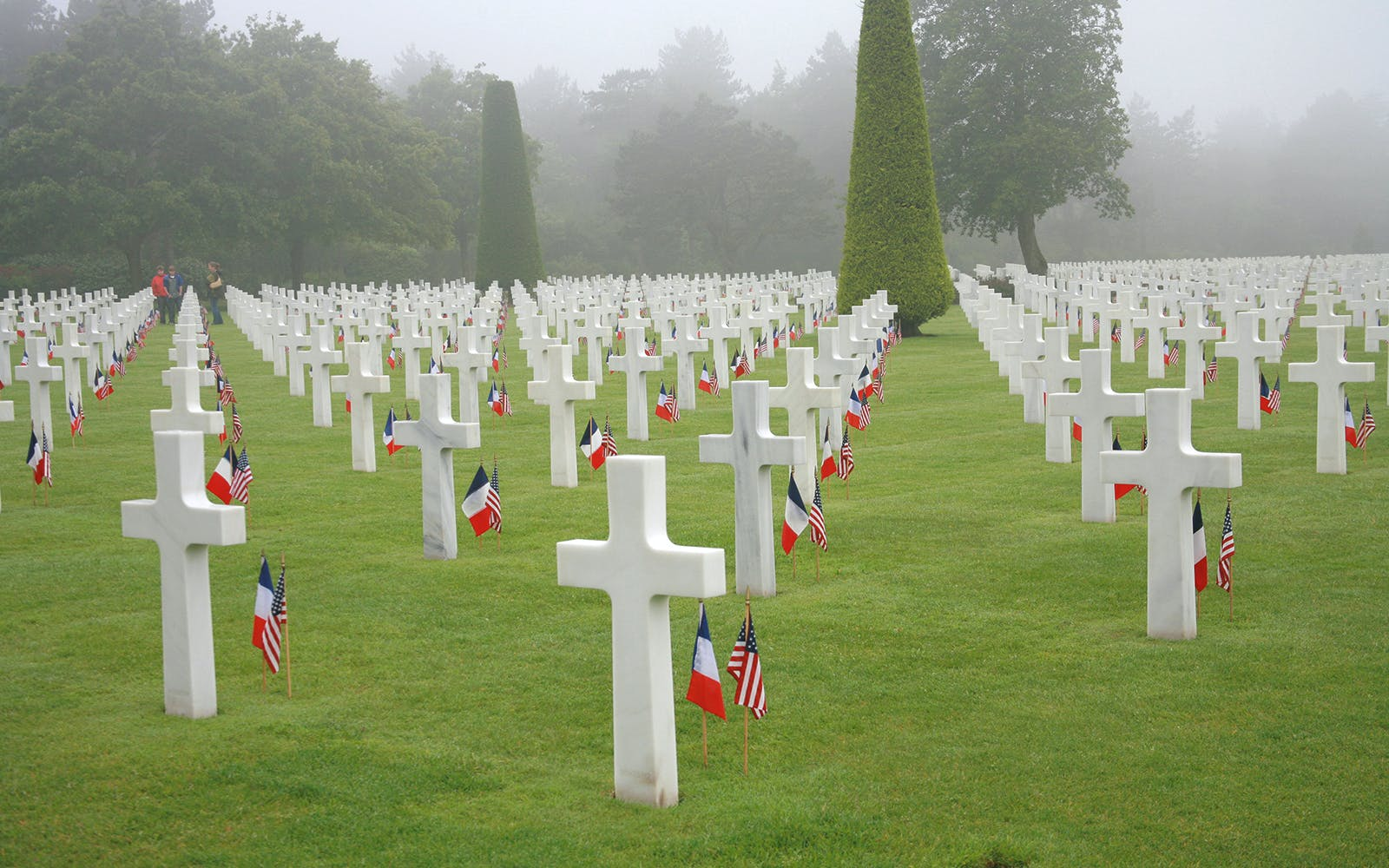 wwii: normandy u.s. d-day beaches full day trip from paris-2