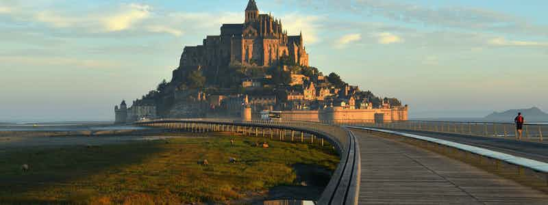 paris to mont saint michel