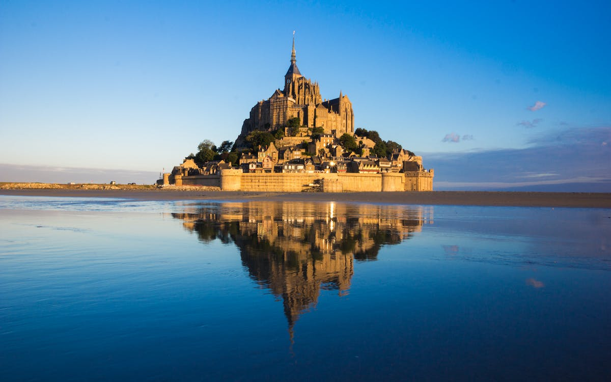 mont st. michel's abbey full day trip from paris with optional audioguide-1