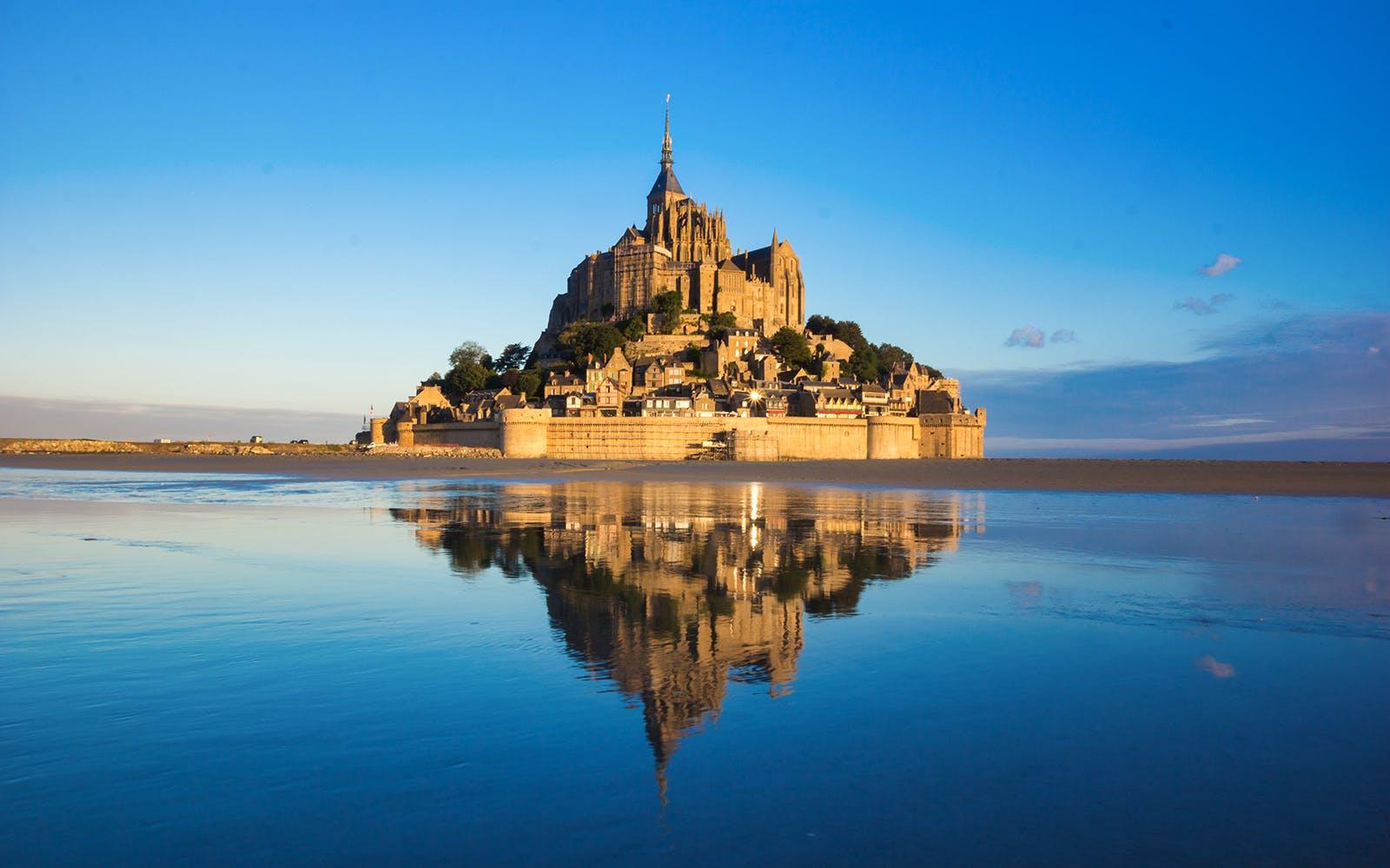 Paris to Mont St. Michel