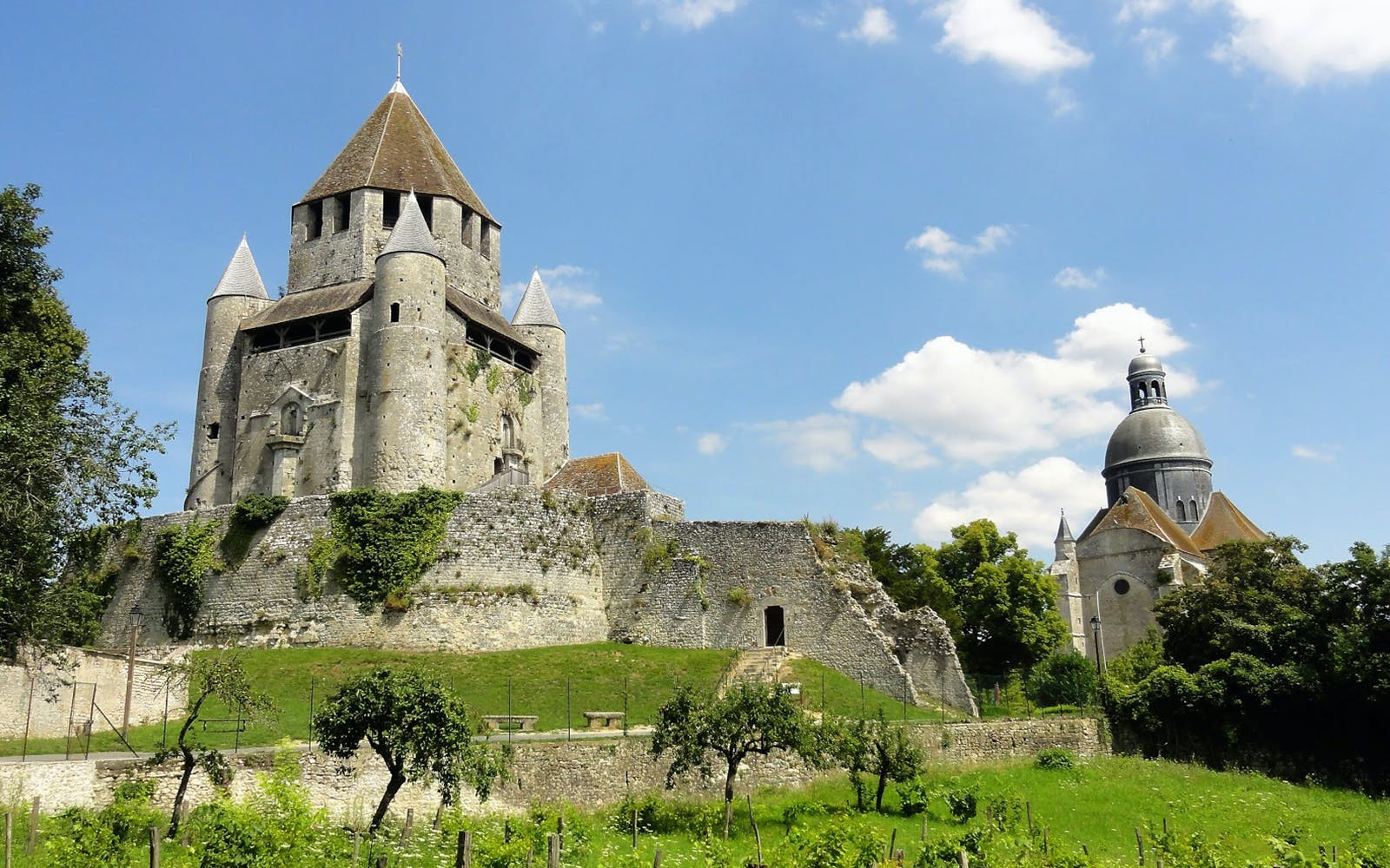half day trip to provins, the medieval city from paris-2