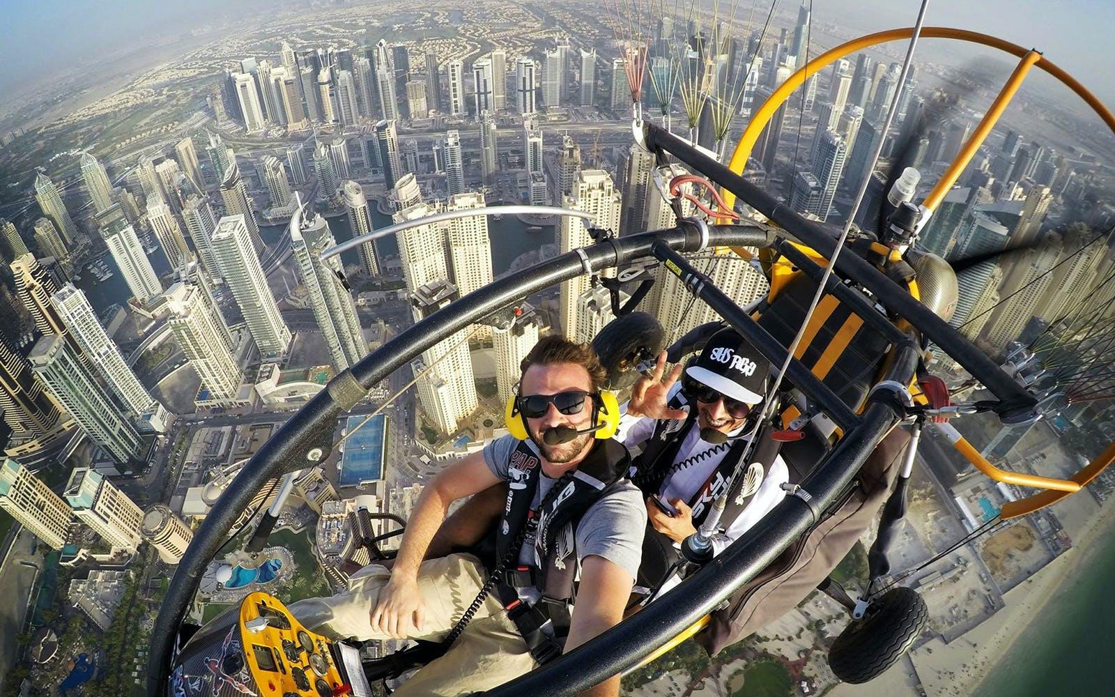 dubai skydiving
