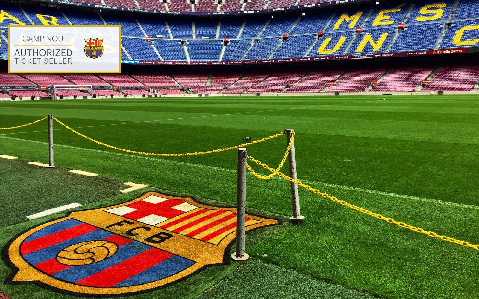 fc barcelona experience