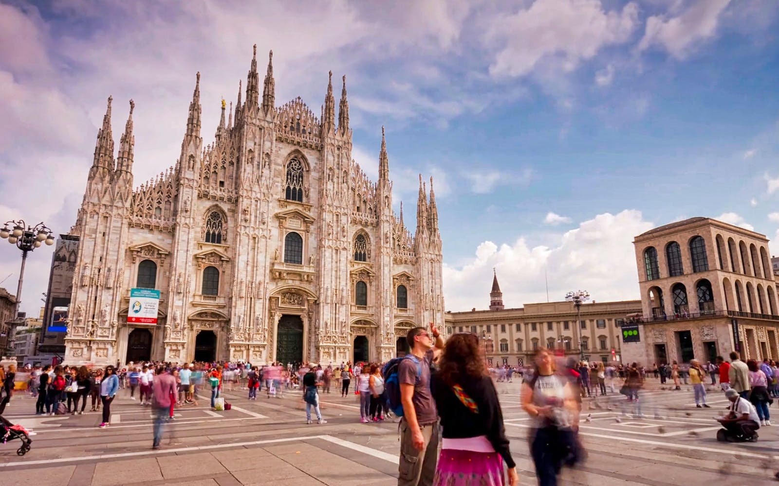 Last Supper, Duomo and Milan walking Tour