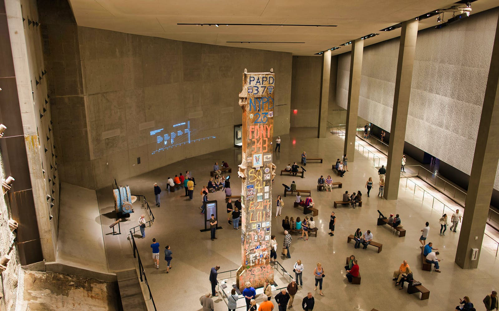 9/11 tribute museum & guided 9/11 memorial tour-2