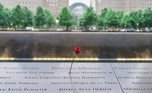 9/11 Tribute Museum & Guided 9/11 Memorial Tour