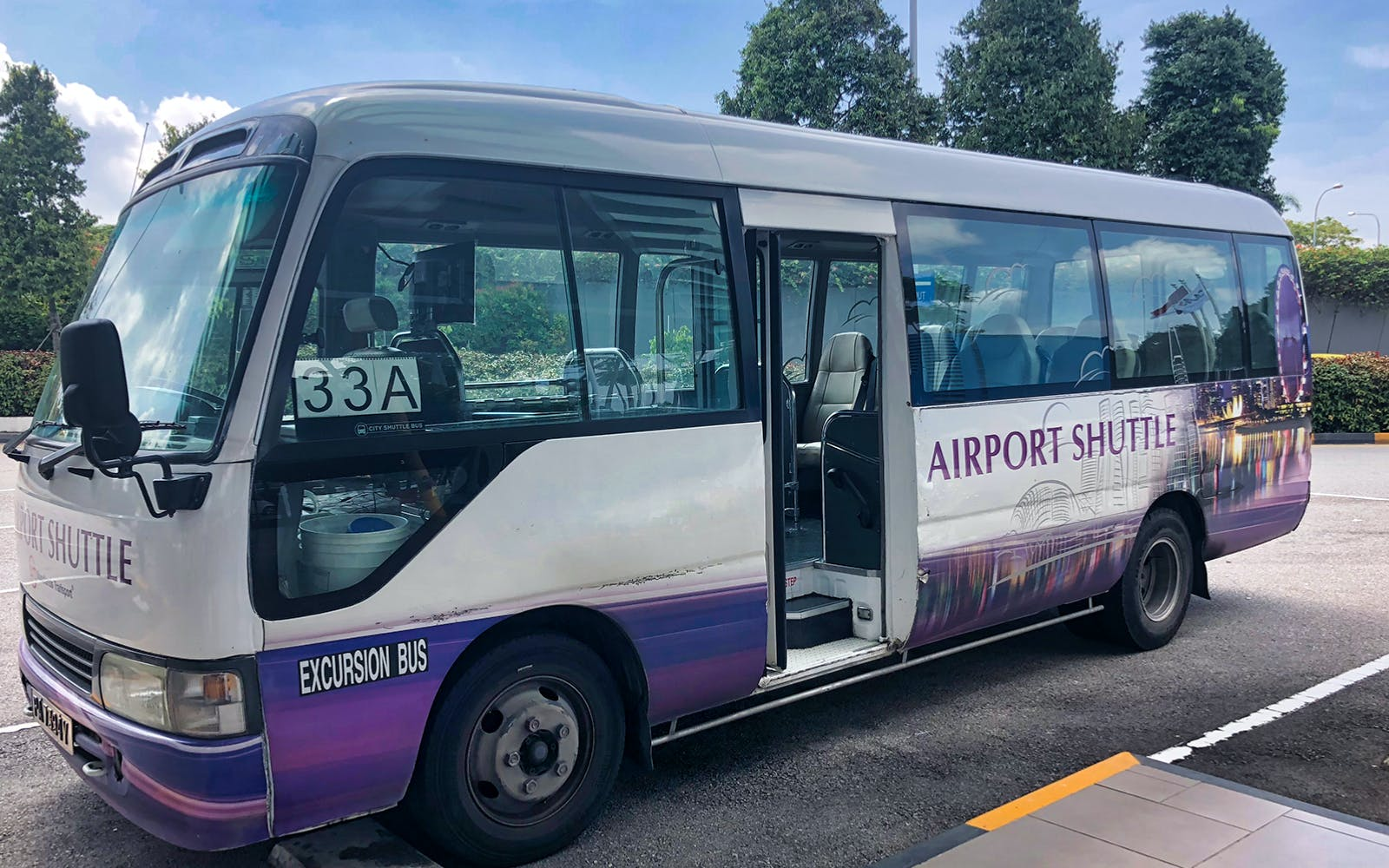 Official Singapore Airport Shuttle Transfer