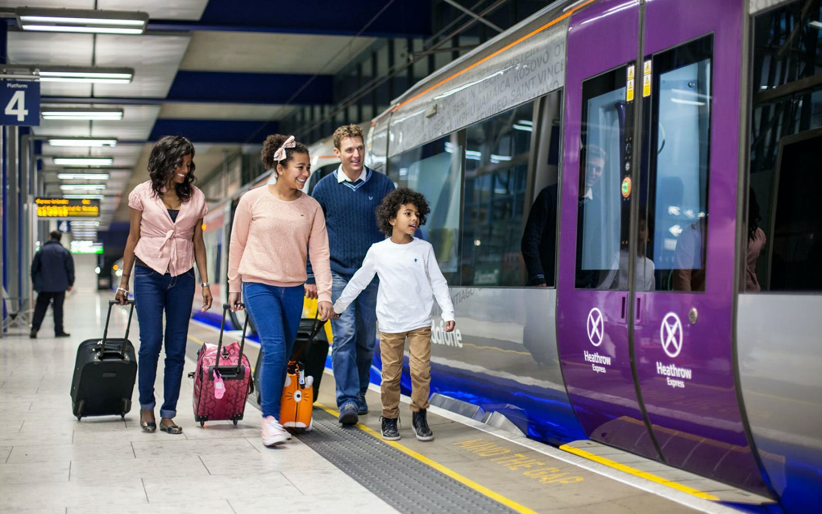 london heathrow express: superfast train to/from central london-2