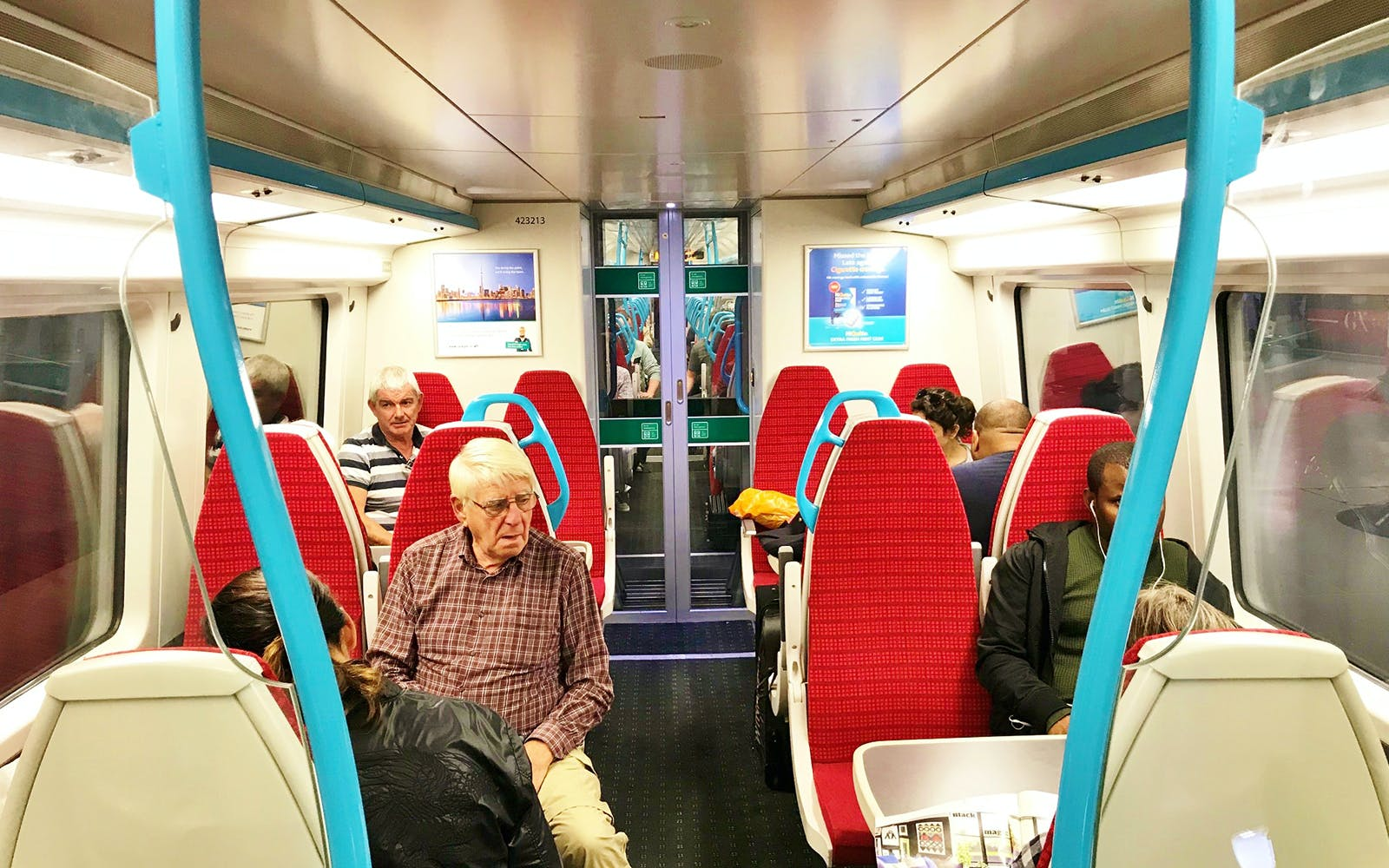 london gatwick express: superfast train to/from central london-2