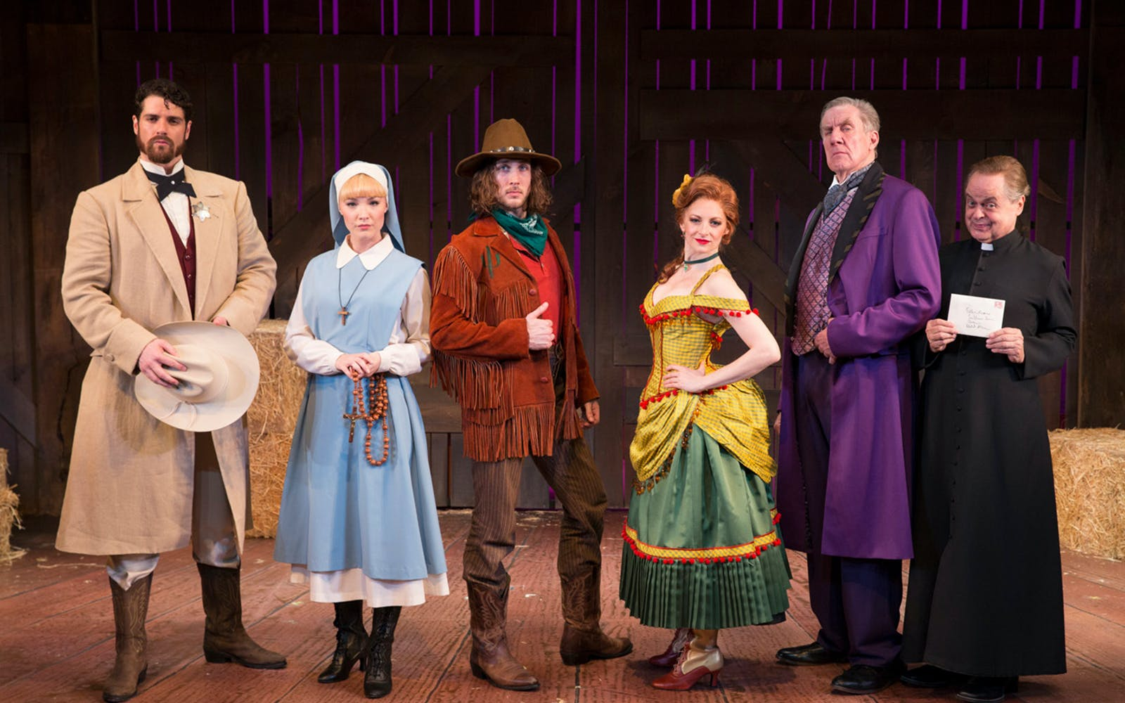 Desperate Measures - Best Off Broadway Shows 1