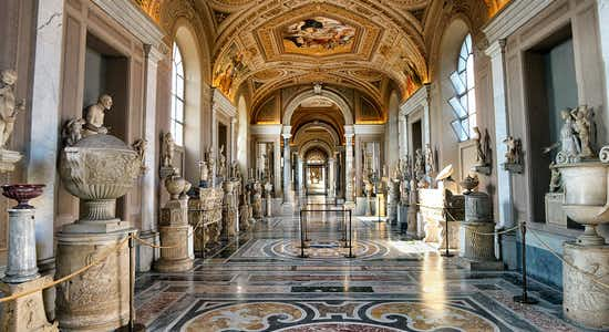 Vatican tours - Guided Vatican Tours 2