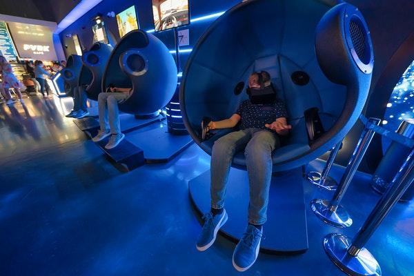 VR Park reopening post Coronavirus