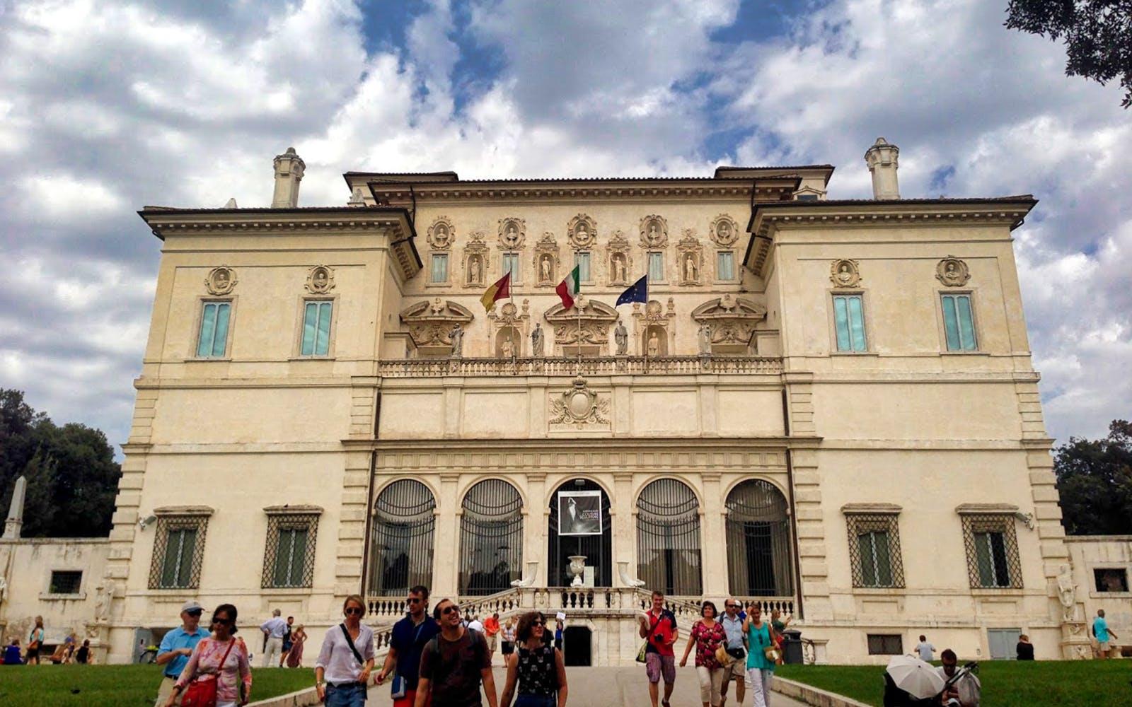 Villa Borghese Gallery and Gardens Tour