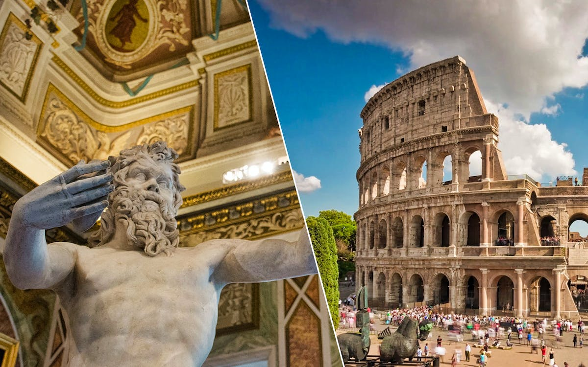 borghese gallery & colosseum half day guided tour with roman forum-1