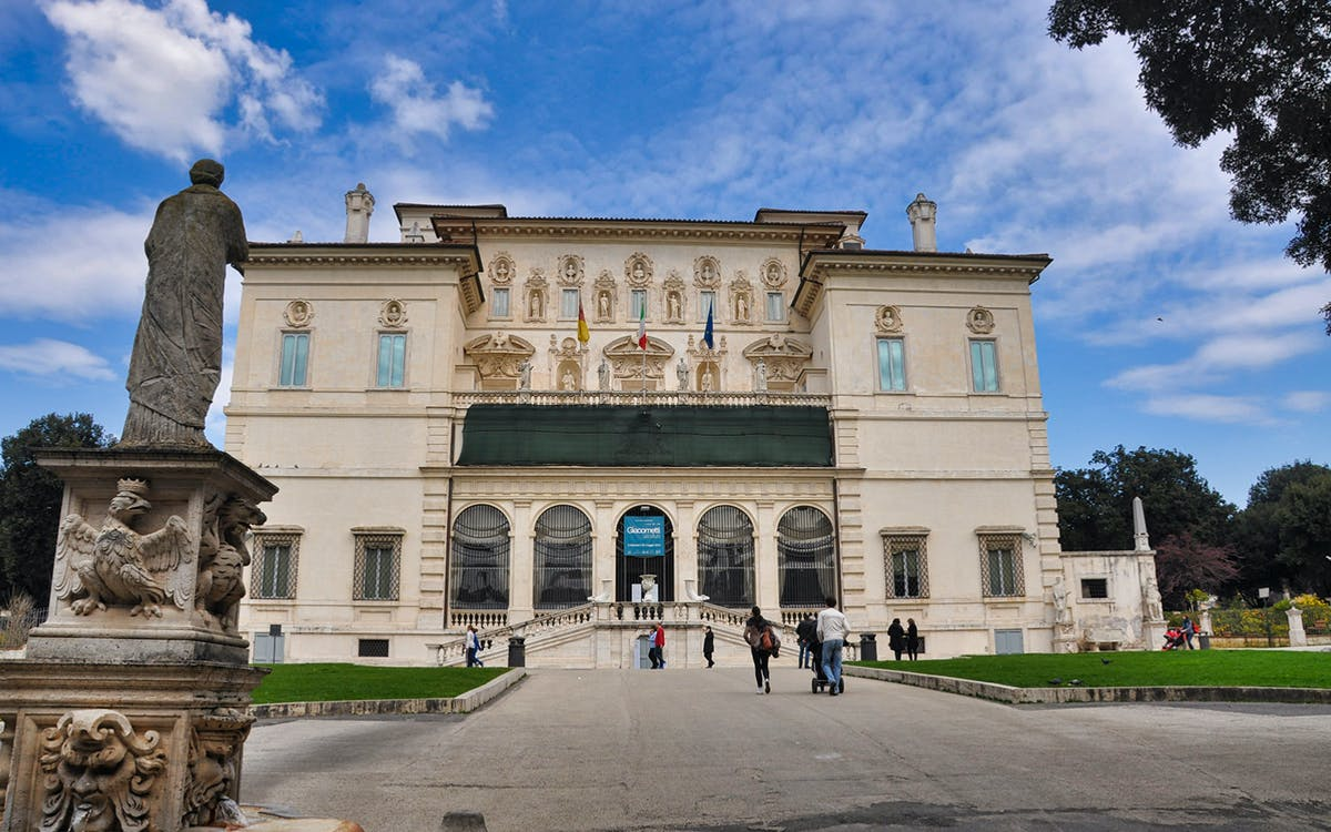 borghese gallery small group tour with bernini, caravaggio & raphael-2