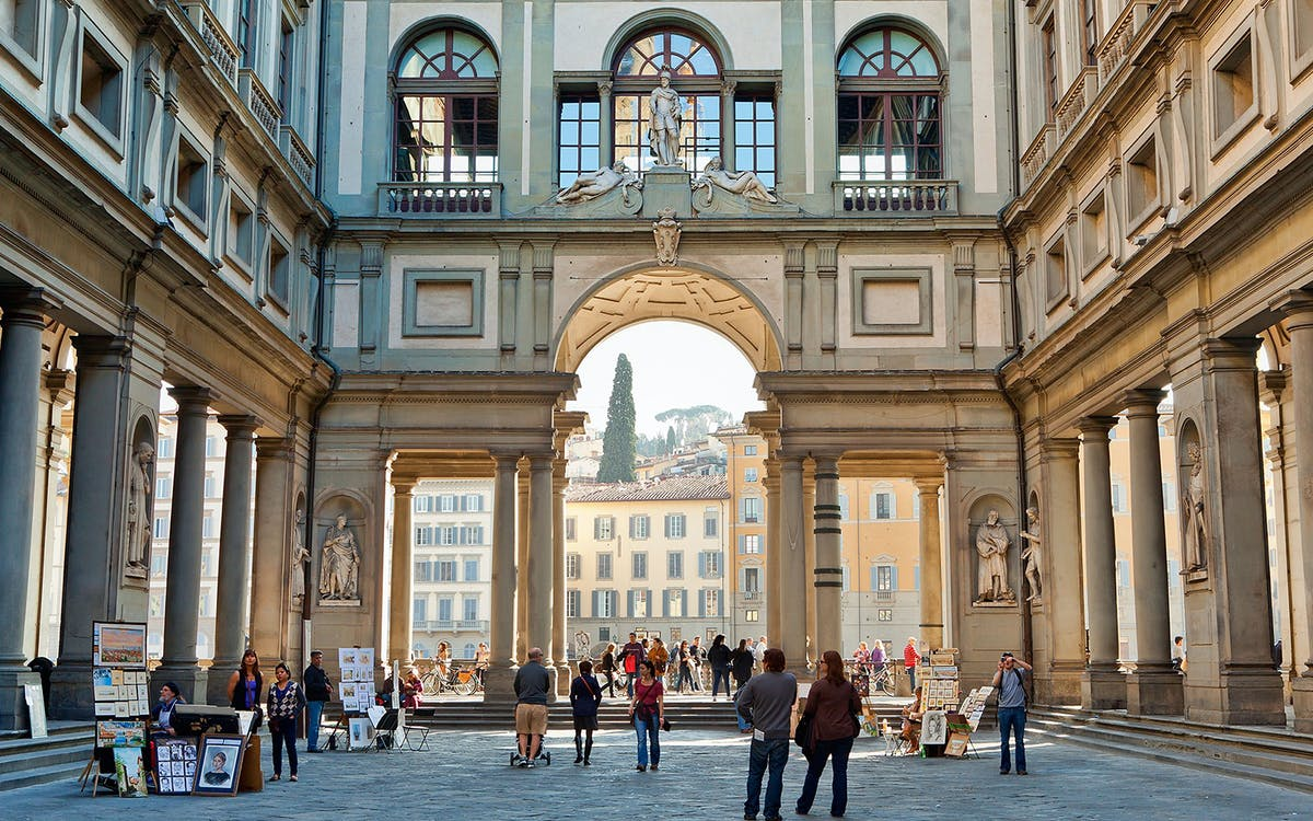 florence duomo, uffizi and accademia galleries full day guided tour-3