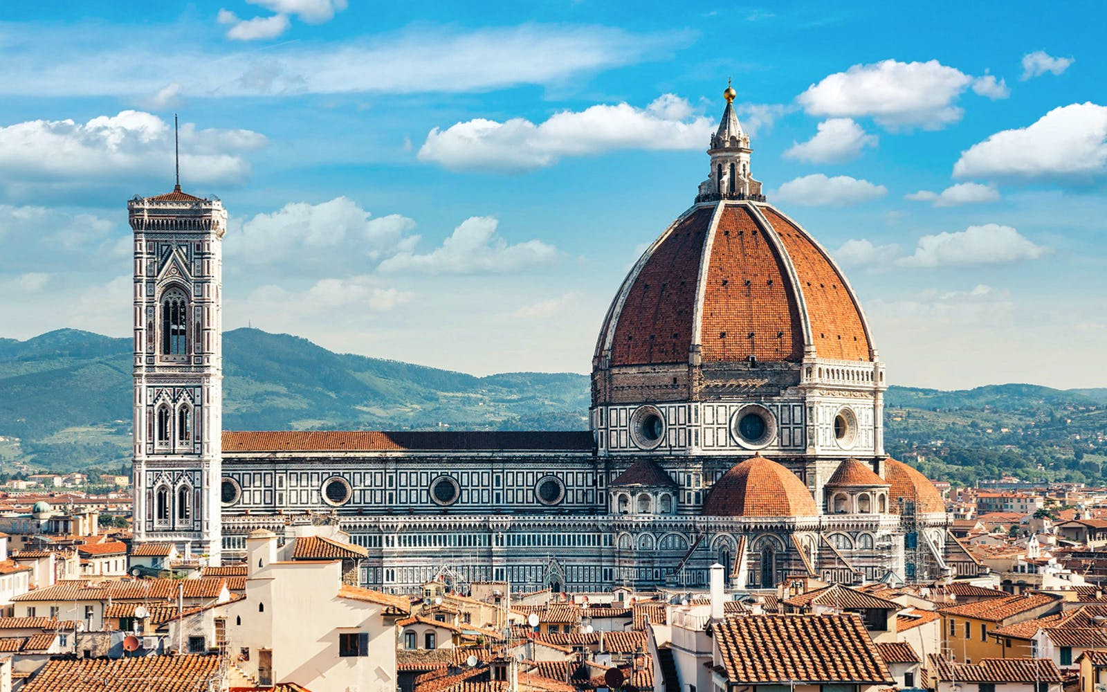 Florence Duomo, Uffizi and Accademia Galleries Full Day Guided Tour