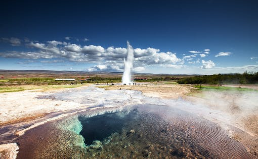 Golden Circle Bus Tour with Kerid Crater Tickets