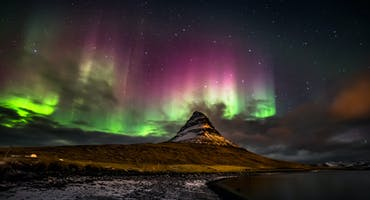 Golden Circle Tour with Northern Lights Experience
