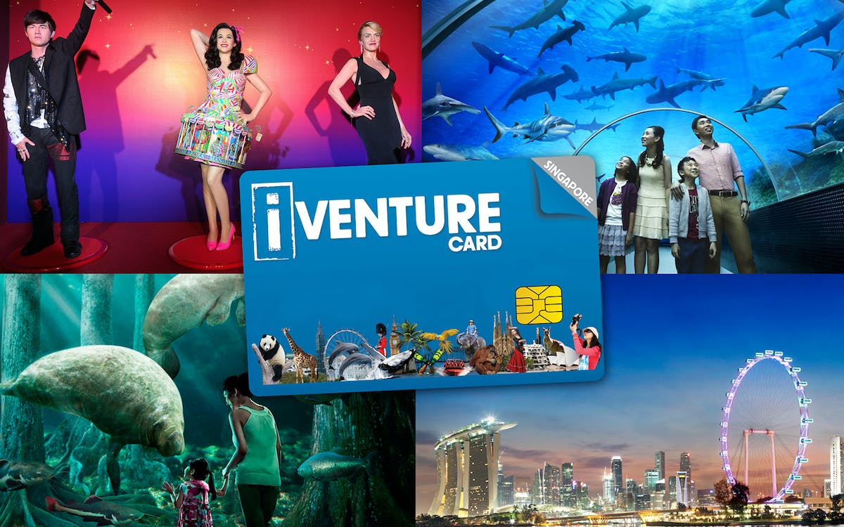 iventure singapore unlimited attractions pass-1
