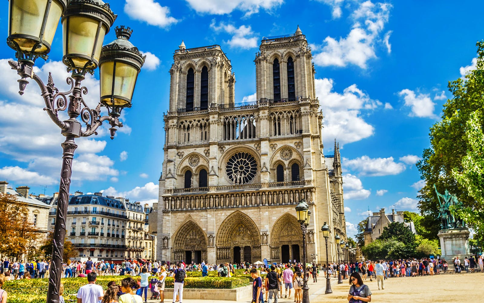 Guided Visit of Notre Dame, Montmartre, Louvre Museum Skip The Line