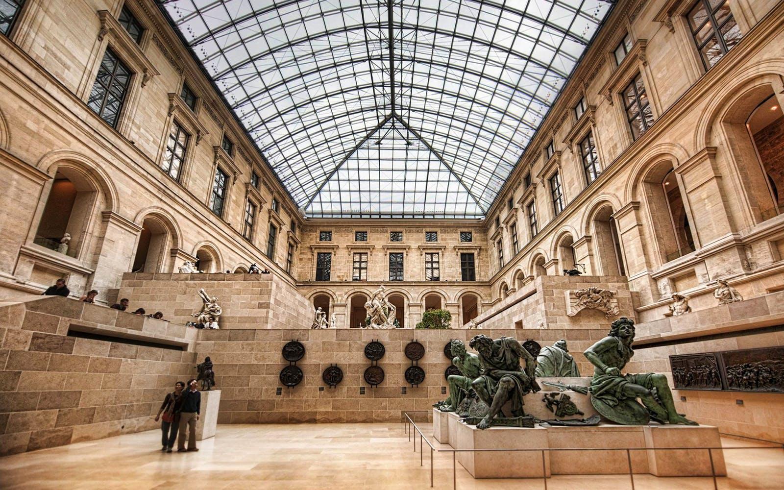 Louvre Museum Paris skip the line