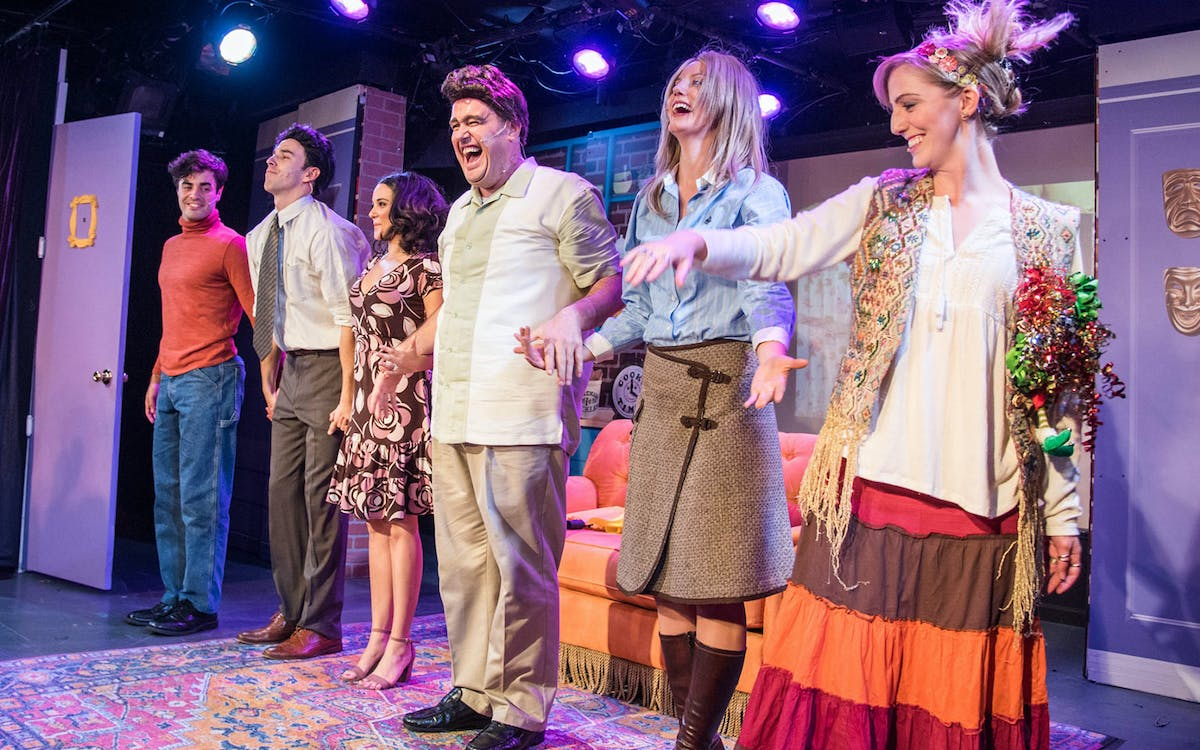 friends! the musical parody-4