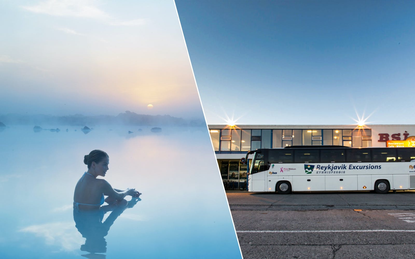 Blue Lagoon Admission with Airport Transfers