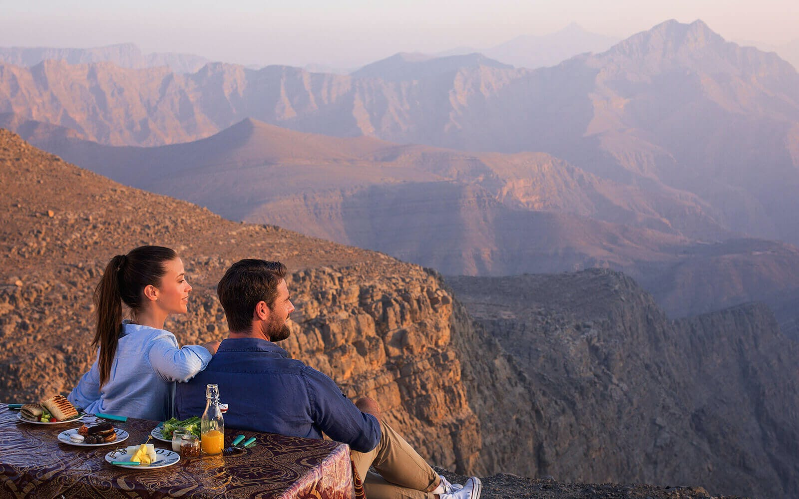 Jebel Jais Mountain Lunch With Transfers