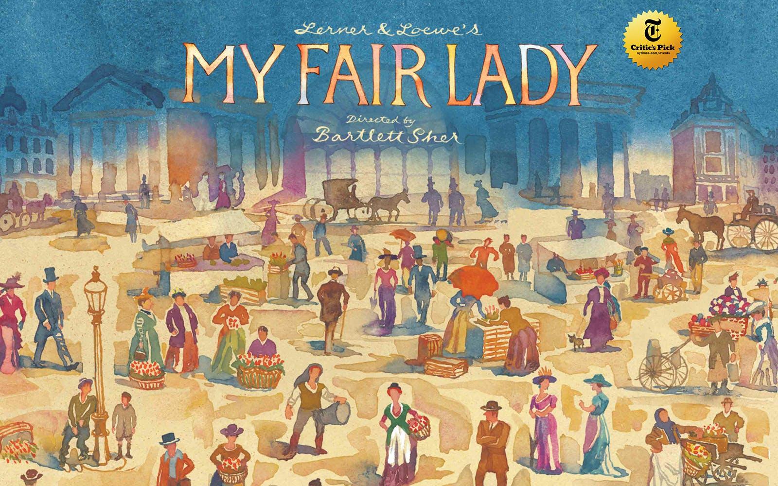 Broadway Week - My fair lady