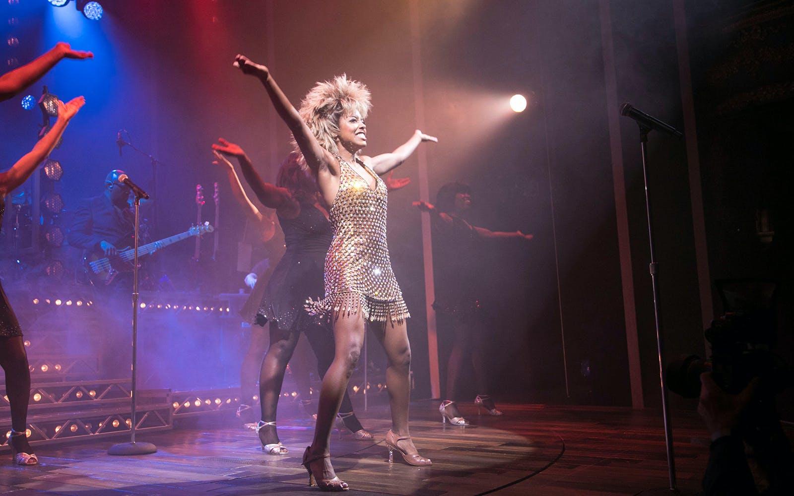 apollo theatre london - TINA: The Tina Turner Musical