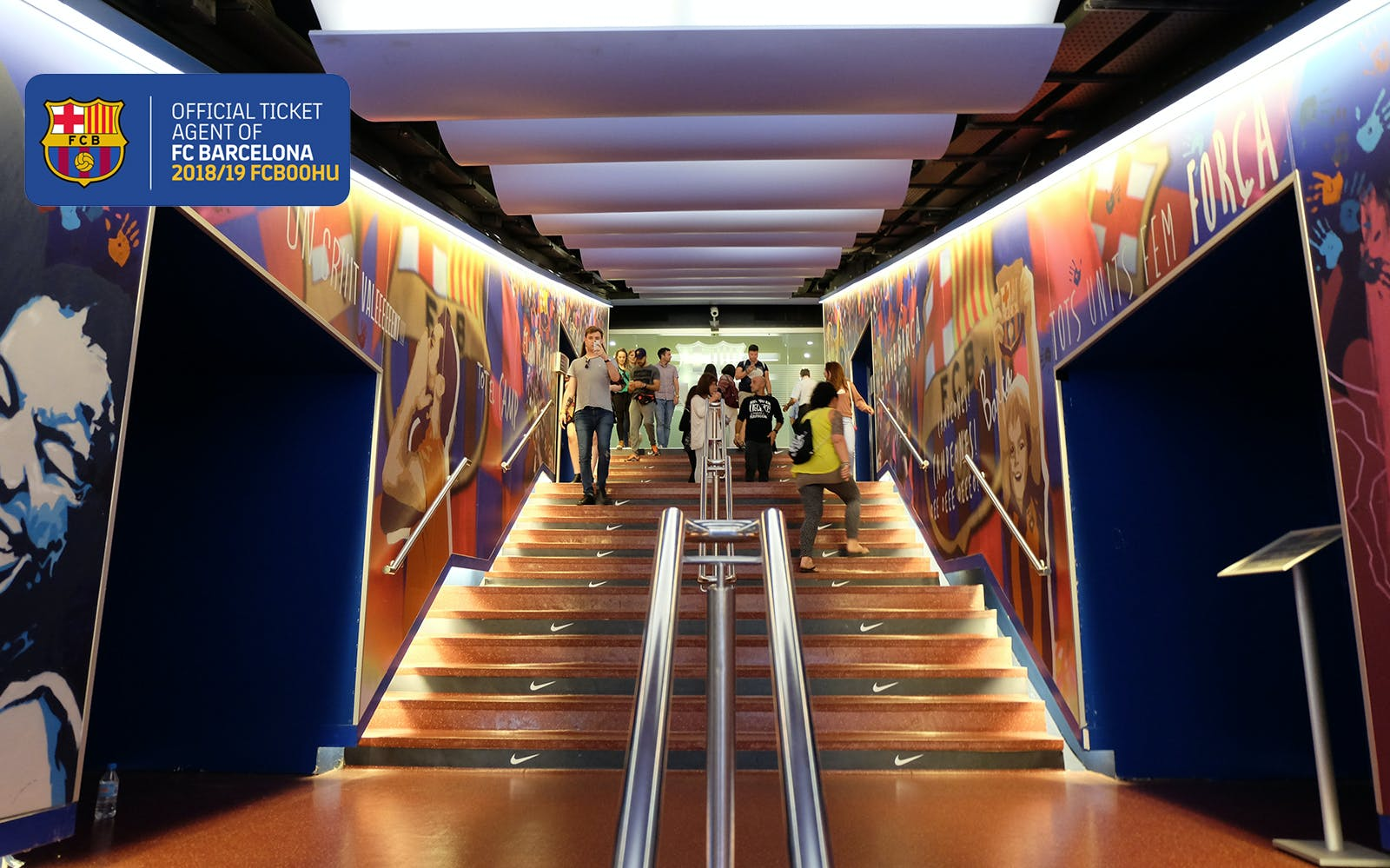 fc barcelona: camp nou experience - get in first-3