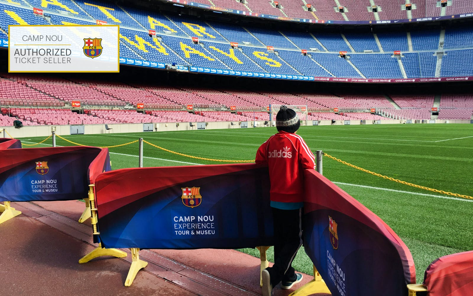 fc barcelona: camp nou experience - get in first-1