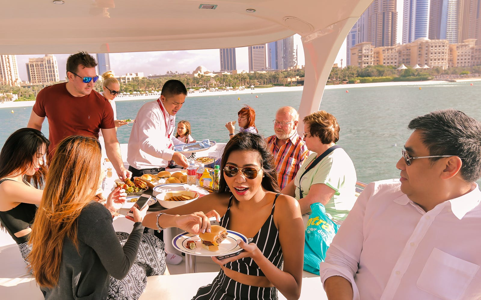 luxury shared yacht tour-2