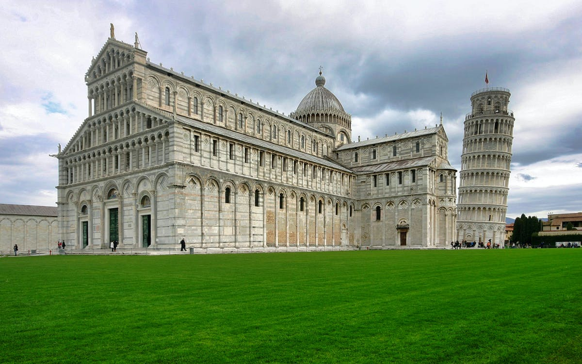 guided tour of pisa with skip the line access to the leaning tower -2