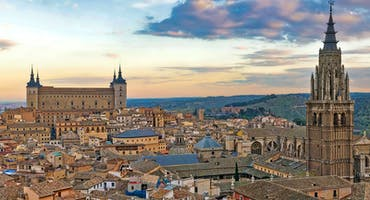 Day tour to Toledo and Segovia