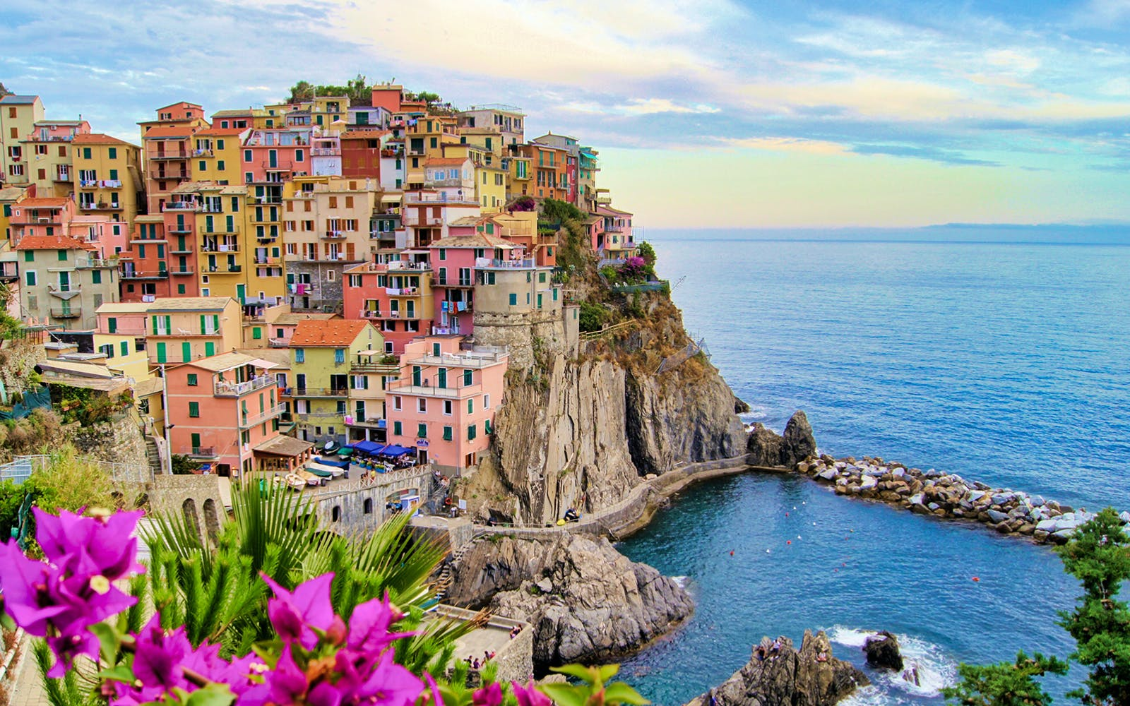 Escorted Full Day Tour of Cinque Terre from Florence