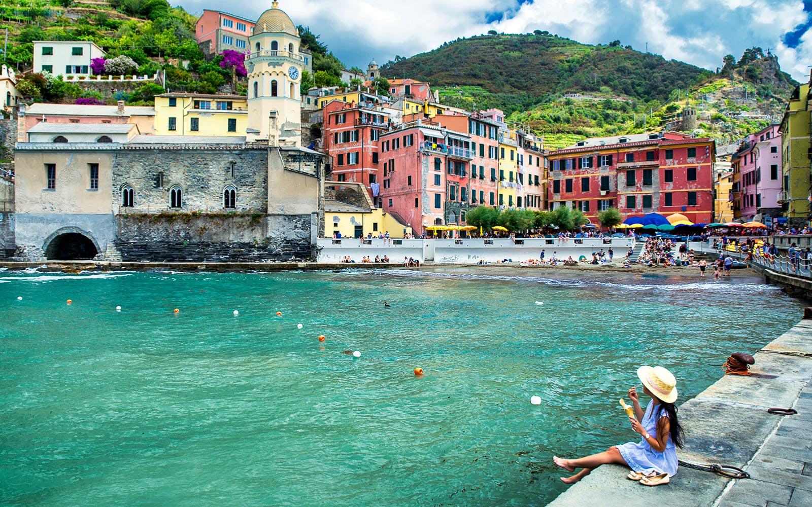 Full Day Semi-Guided Tour of Cinque Terre