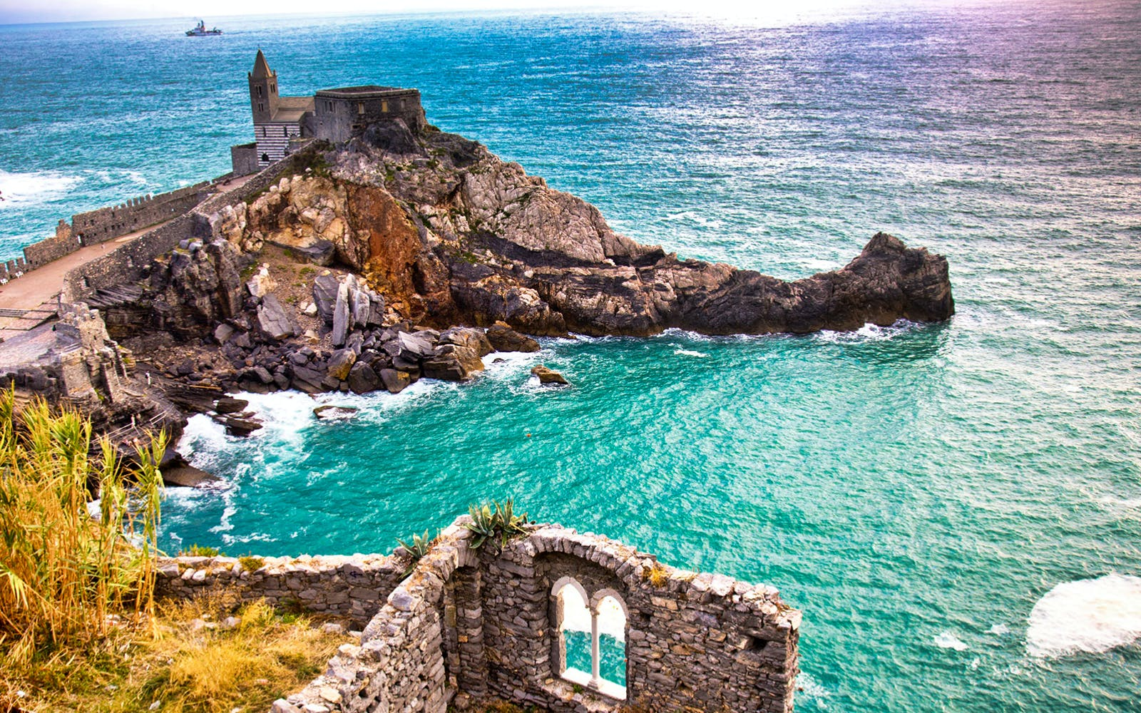day tour of cinque terre from florence with visit to portovenere-2