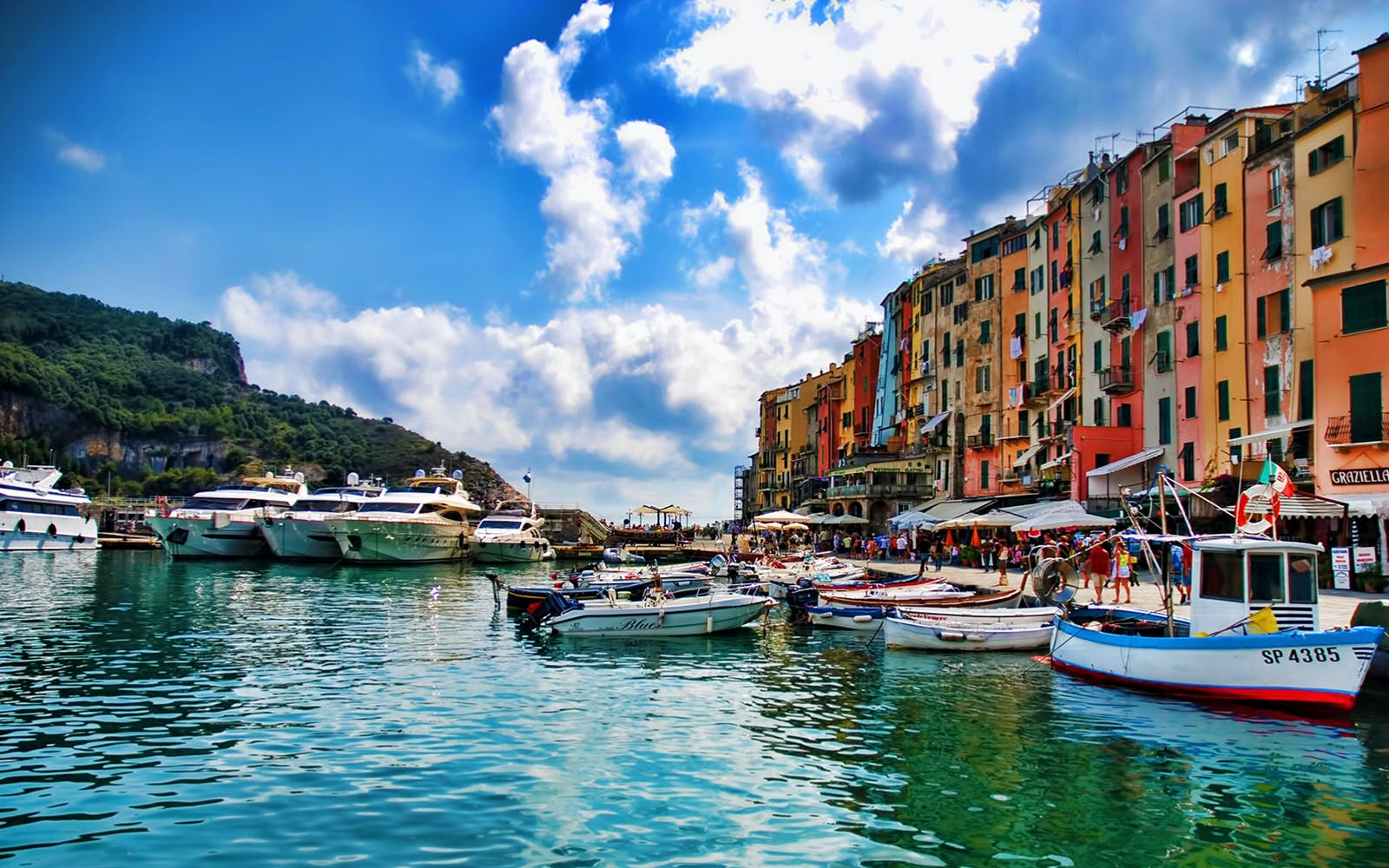 florence to cinque terre tour