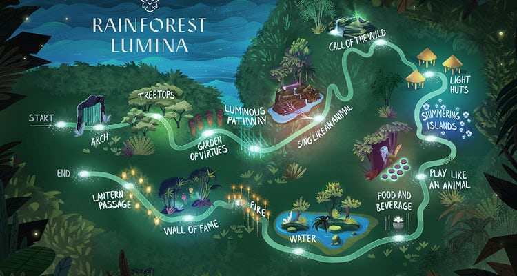 Rainforest Lumina Singapore 1