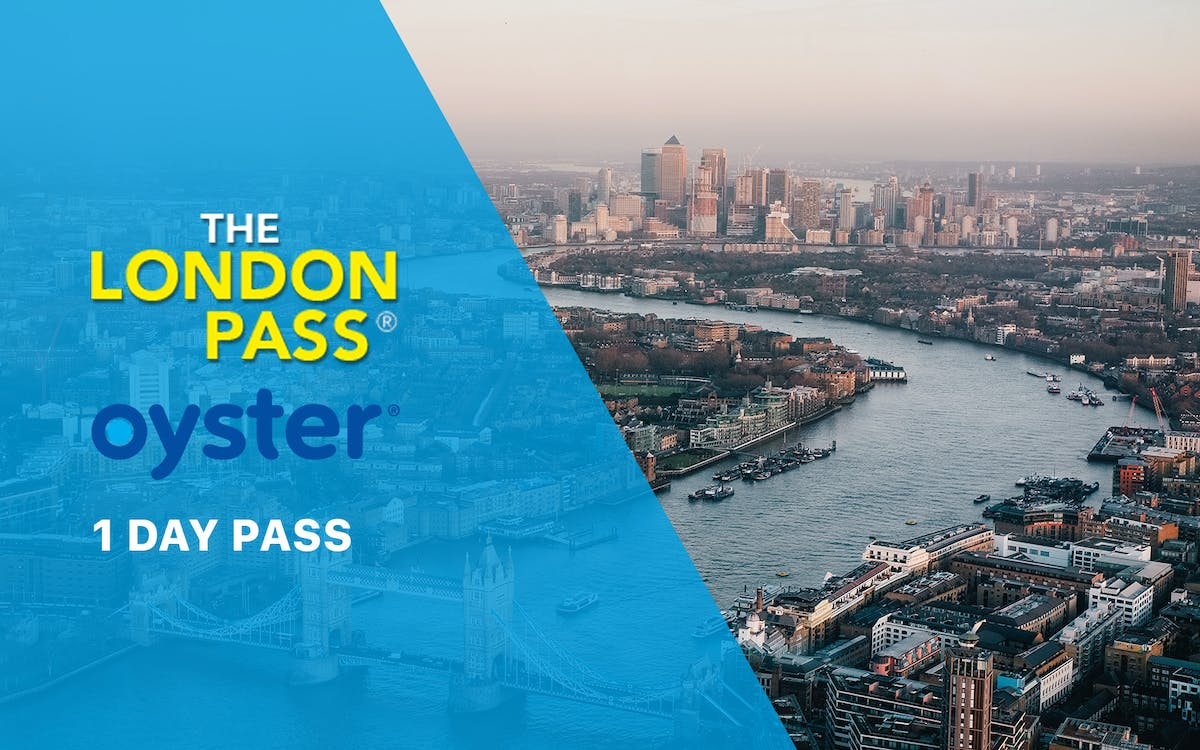 the london pass with oyster travel card: 1, 2, 3, 4, 5, 6 & 10 days pass-1