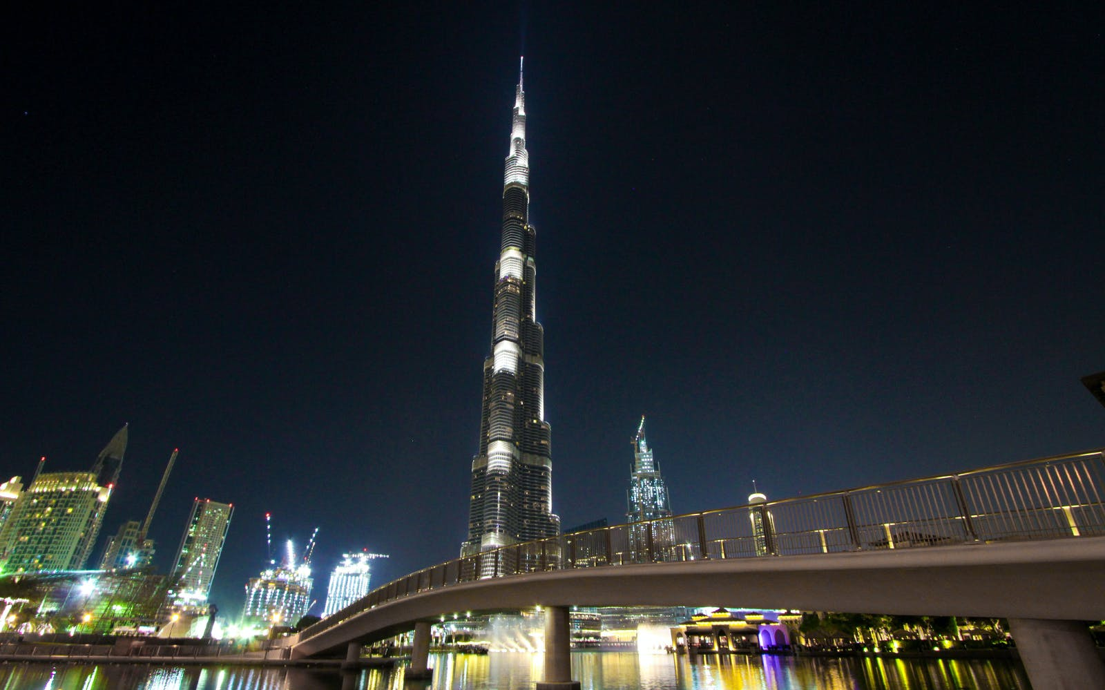 Burj Khalifa + Modesh World