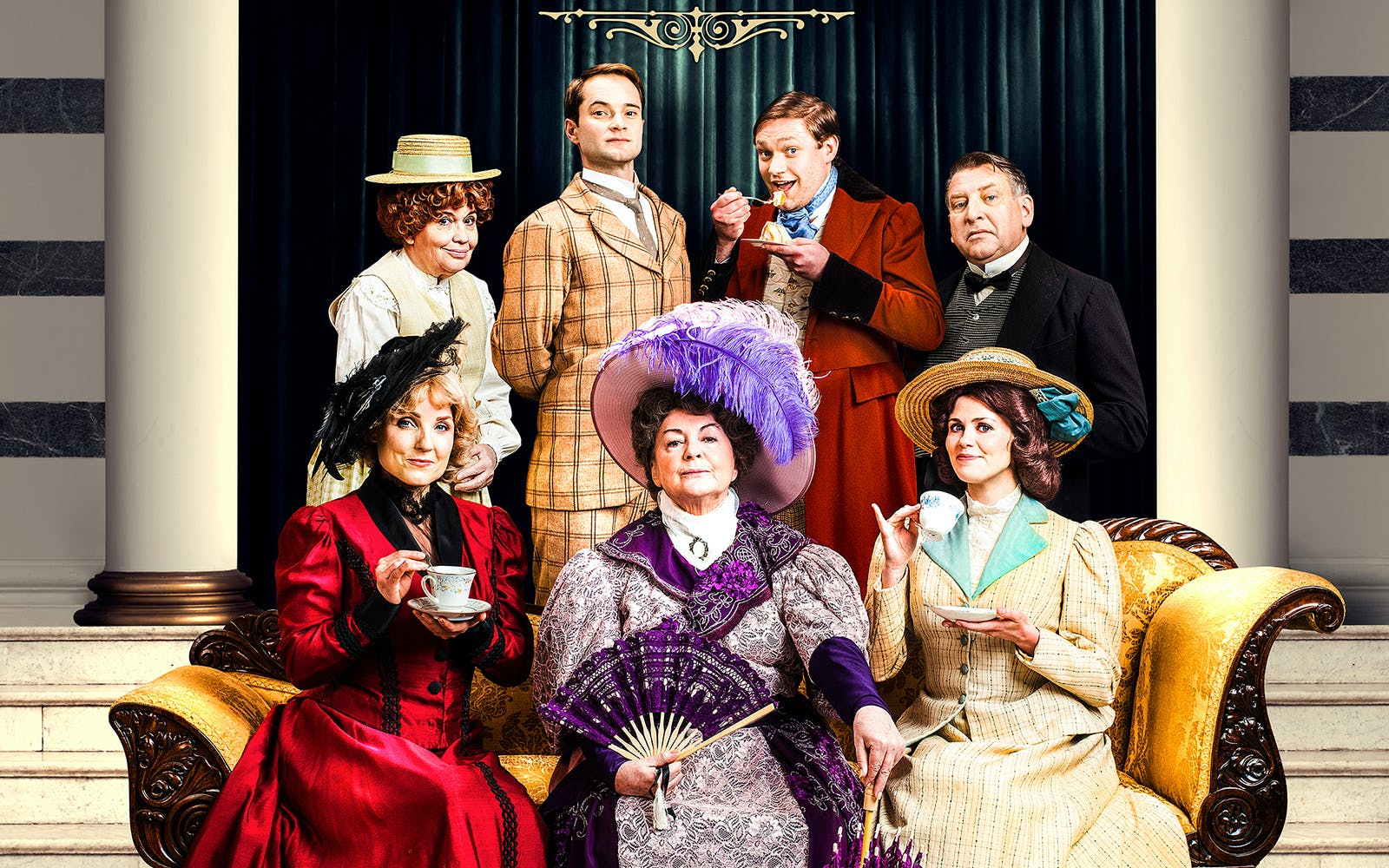 the importance of being british The importance of being earnest also features the british comic great margaret  rutherford, best known for her work as madame arcati in noel coward's blithe.