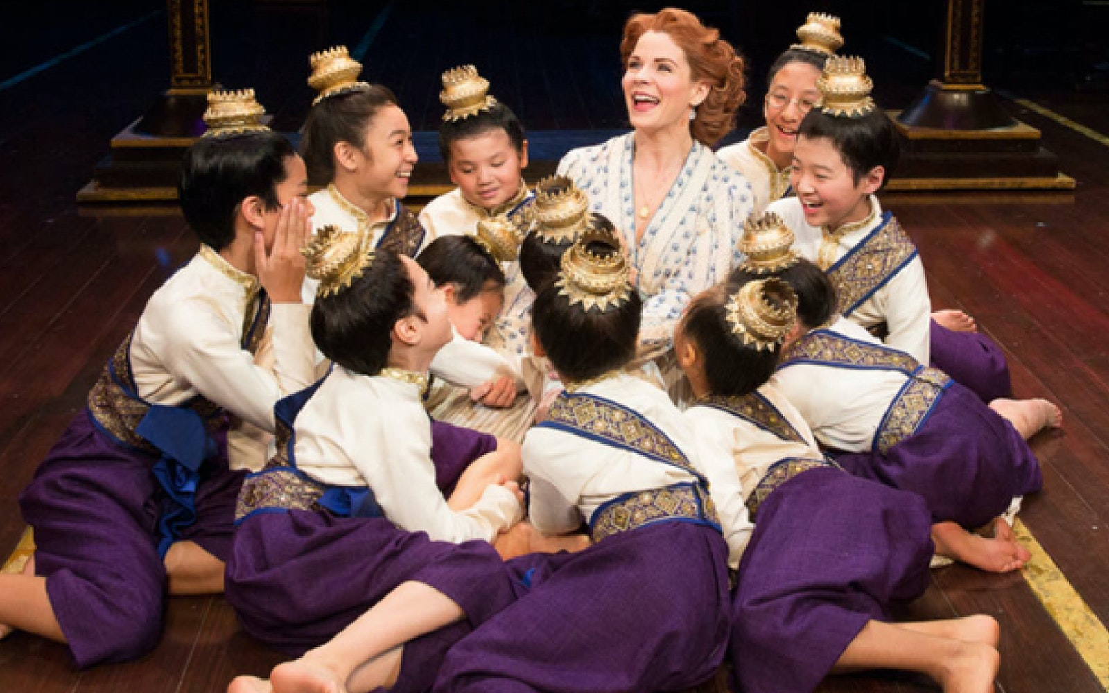 The King and I West End Discount Tickets