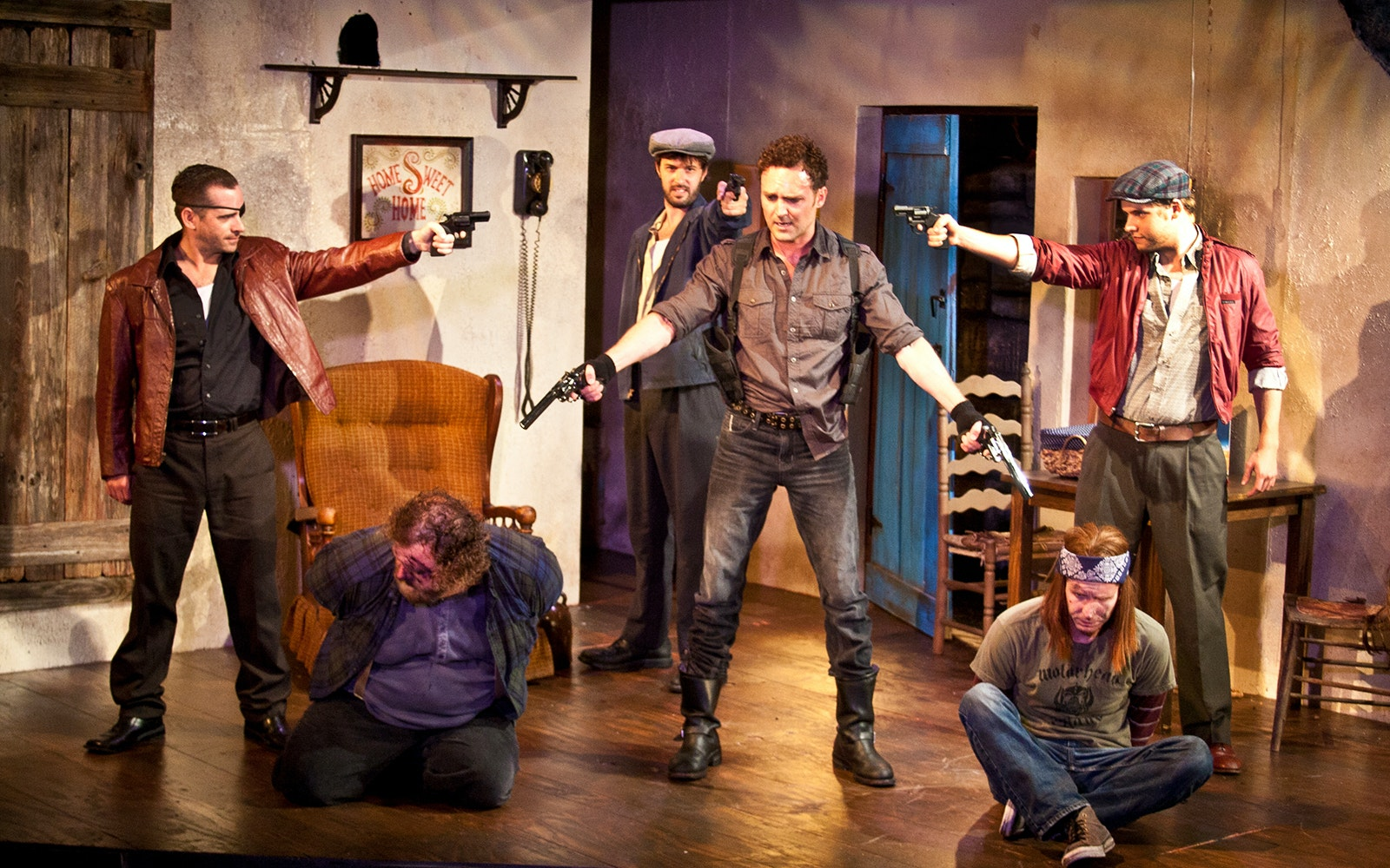 The Lieutenant of Inishmore West End Discount Tickets