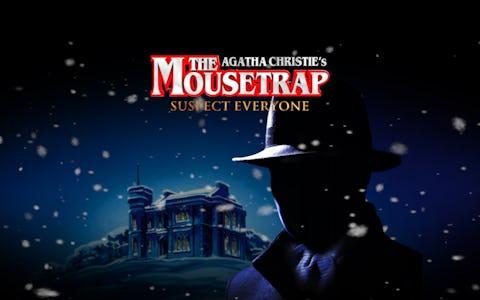 St. Martin's Theatre London - The Mousetrap