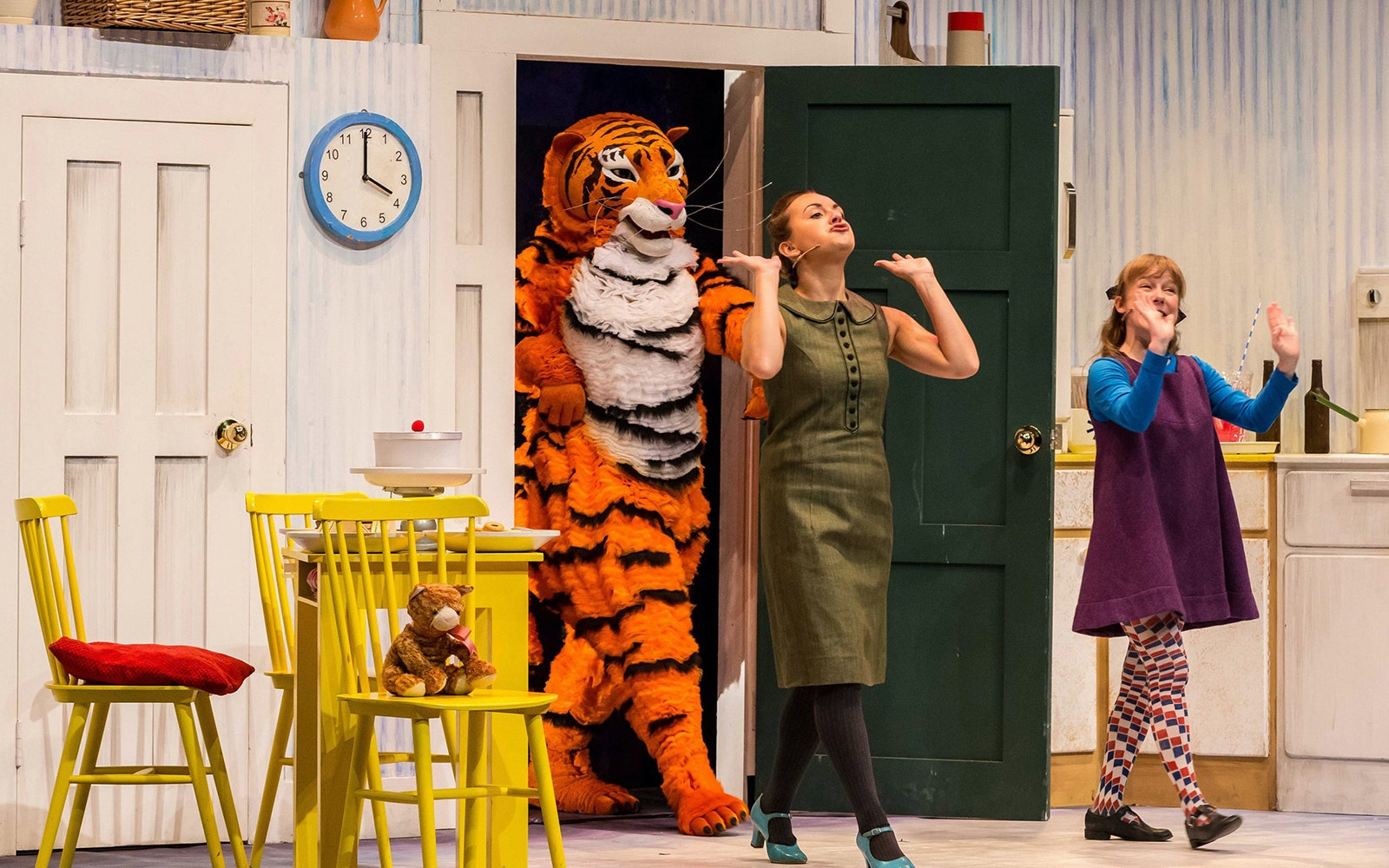 The Tiger Who Came to Tea Discount Tickets